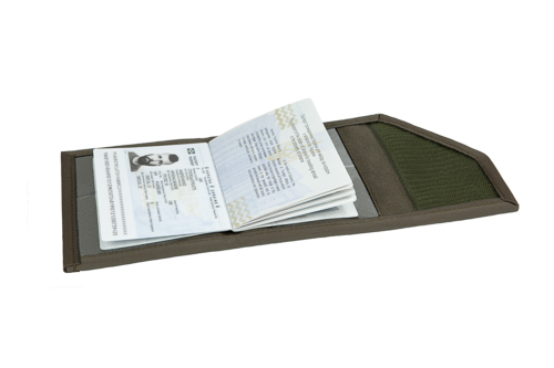 APP™ Armored Passport Pouch