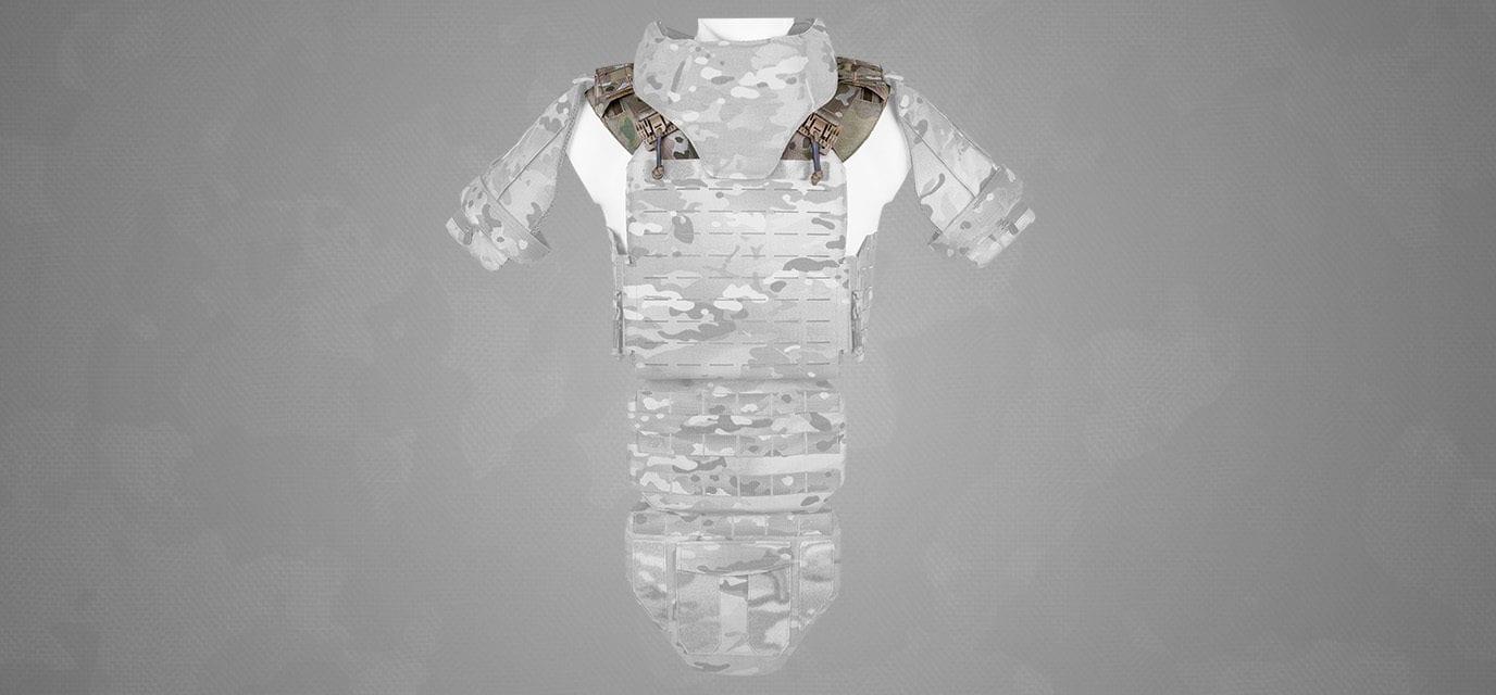 CAM™ Collarbone Armor Module