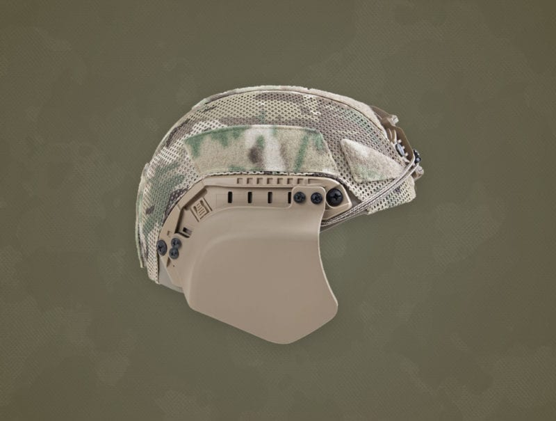 HCBH™ High Cut Ballistic Helmet