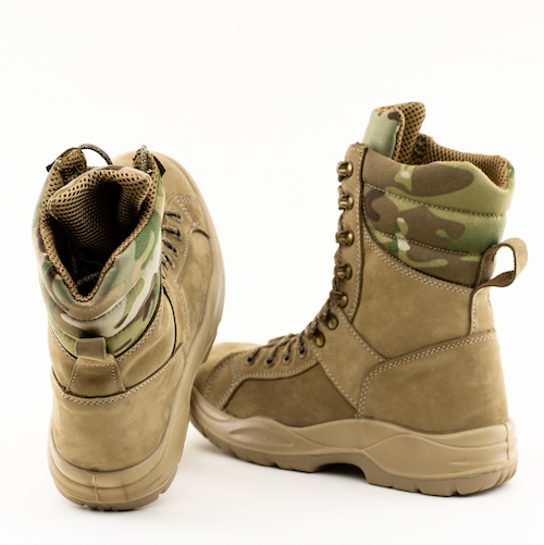 WAB™ Warming Army Boot