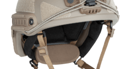 What are Modern Military Helmets Made Of
