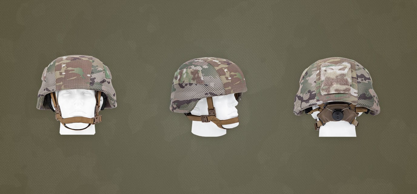 LCBH™ Low Cut Ballistic Helmet