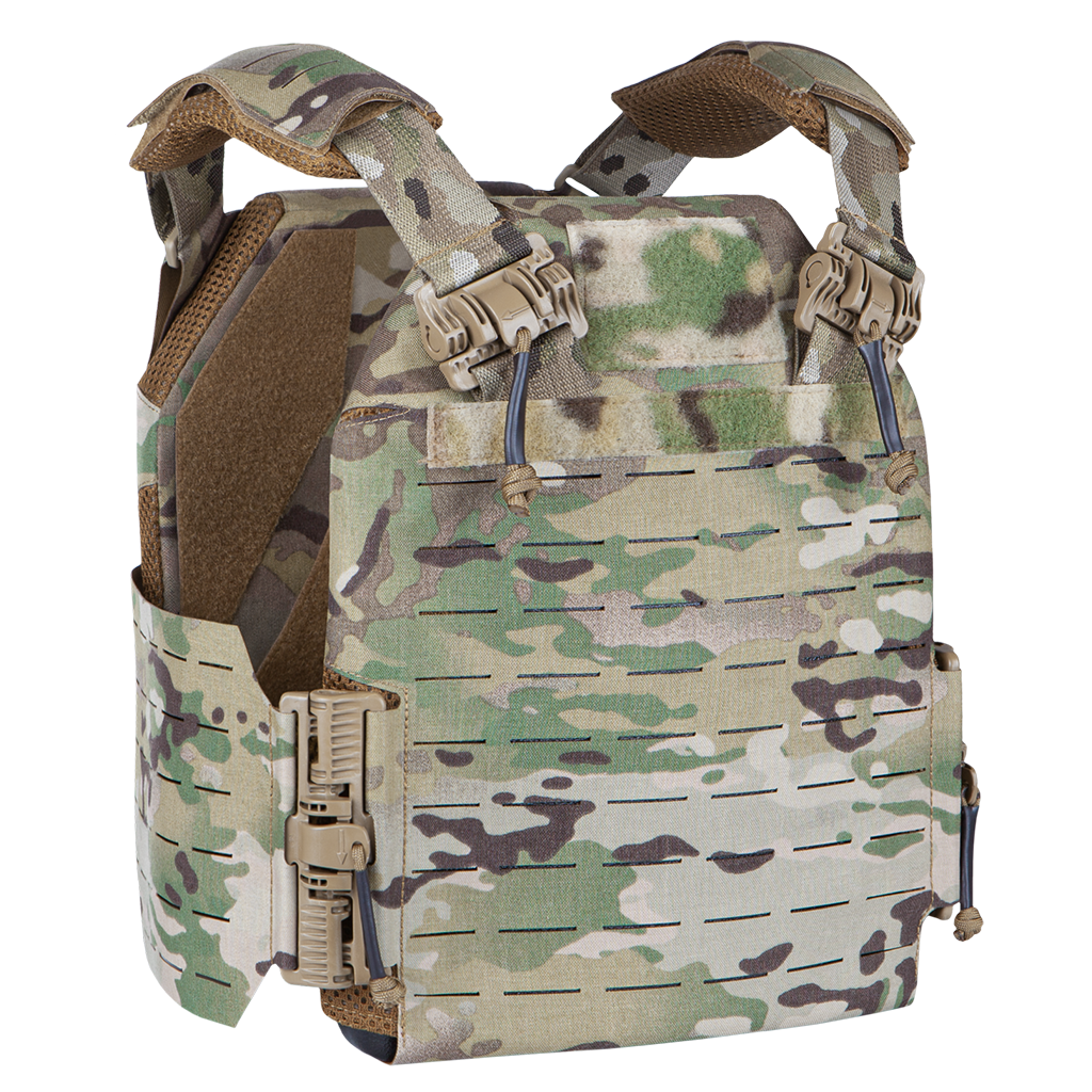 TCCALC™ Tactical Clavicle Carrier Assistance Laser Cut