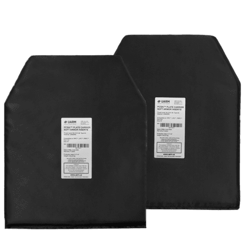 PCSAI™ Plate Carrier Soft Armor Inserts