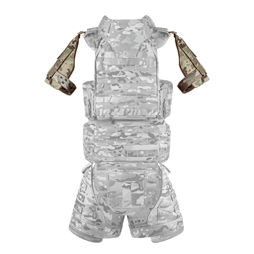 SBAM™ Shoulder and Biceps Armor Module