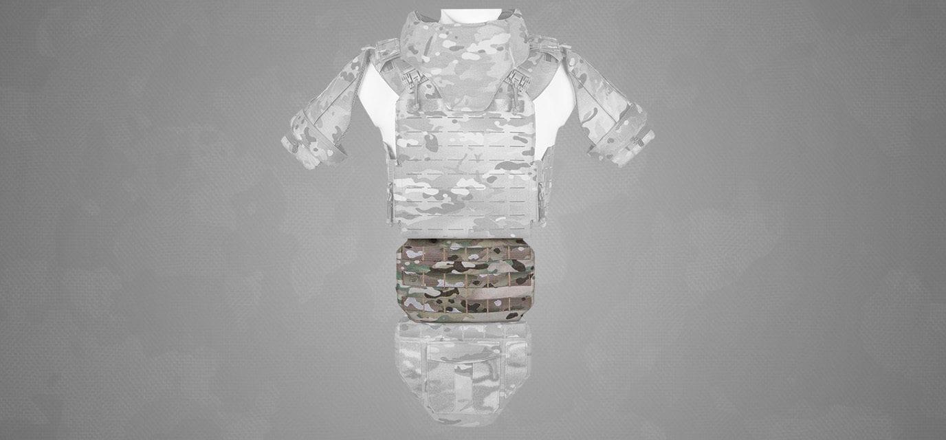 SAM™ Stomach Armor Module (Cover)