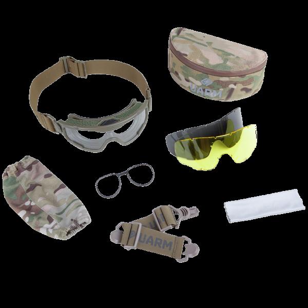 Case for TBG™ Tactical Battle Goggles