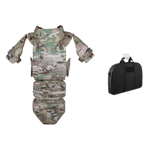Body Armor Full Kit