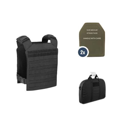 Law Enforcement Full Armor Kit