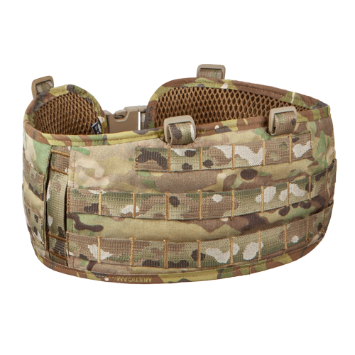 AWBH™ Armored War Belt High