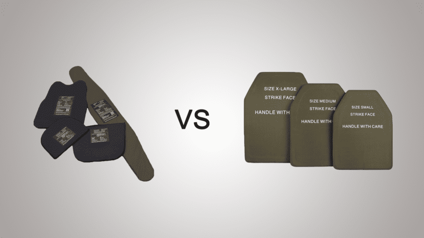 Hard and Soft Armor: Which Works Best?