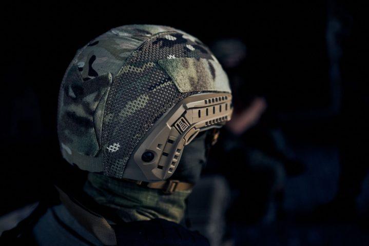 Types of Ballistic Helmets