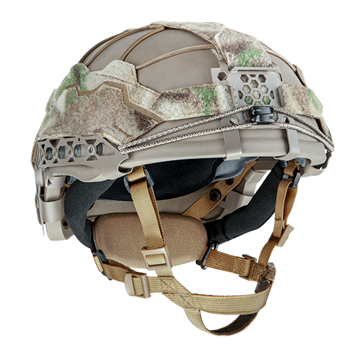 BHBH™ Boltless High-Cut Ballistic Helmet