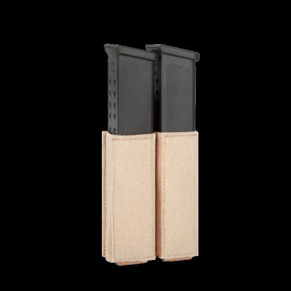 DE-PUMP™ Dual Extended Pistol Universal Magazine Pouch for MCV™/MCVF™