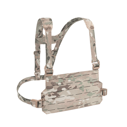 TCRLC™ Tactical Chest Rig Laser Cut