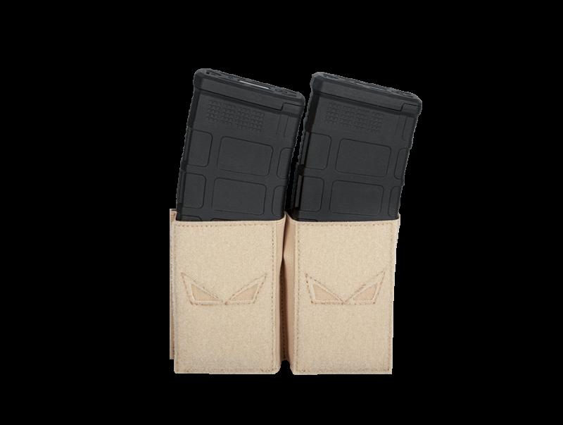 D-RUMP™ Dual Rifle Universal Magazine Pouch for MCV™/MCVF™