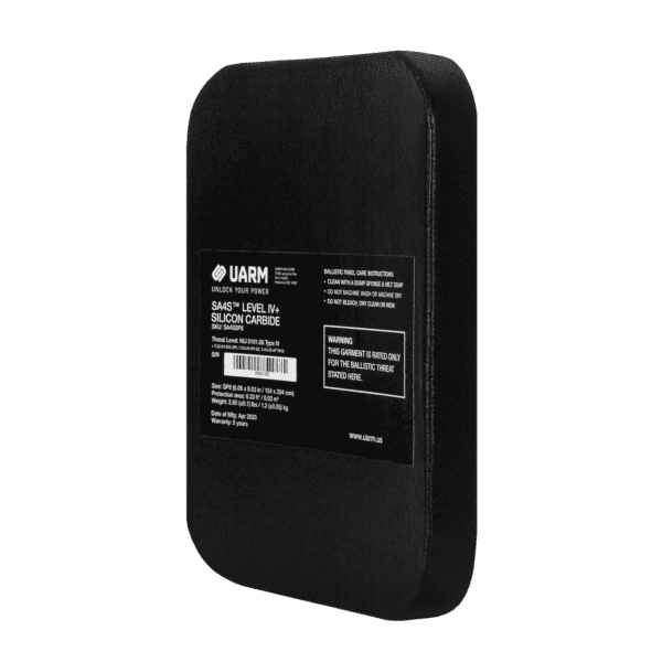 ICW4ASP™ Level IV+ Aluminum Oxide Side