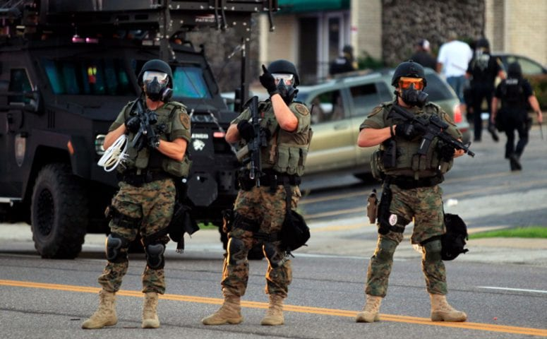 What Level Body Armor Does The Police Wear?